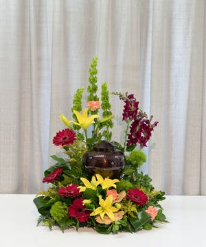 Beautiful Bounty Urn