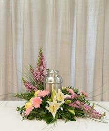 Blooming Harmony Urn