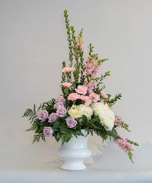 Serene Sentiments Bouquet