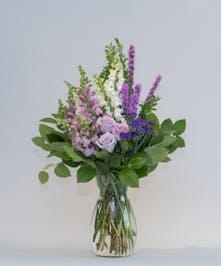 Graceful Garden Vase Design