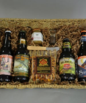 My Oh MI Beer Basket