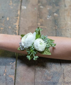 I Don't Give A Glam Corsage