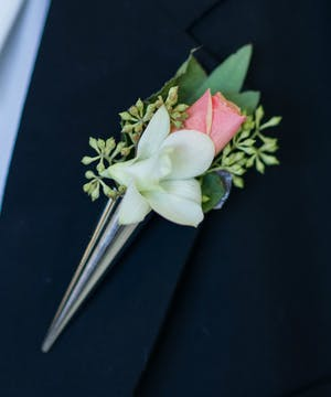 Field of Enchantment Boutonniere