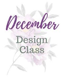 December Design Class