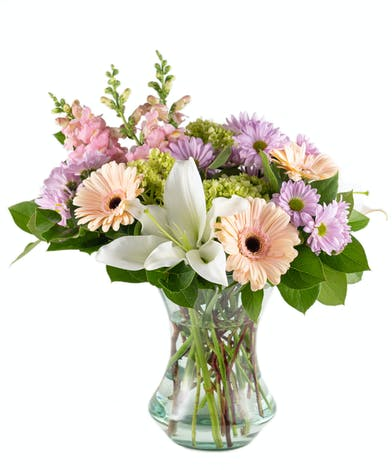 Precious Pastels - Eastern Floral - Grand Rapids, MI Flower Delivery