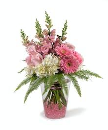 Make Me Blush - Eastern Floral - Grand Rapids, Holland, Grand Haven, Spring Lake, MI Flower Delivery