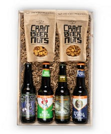 MI Beer & Nuts
