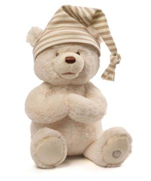 Watch the Goodnight Prayer Bear!