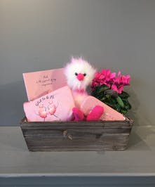 Glad To Be Me Gift Basket