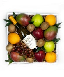 Wine & Fruit Crate