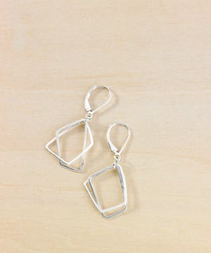 Trapezoids Earrings