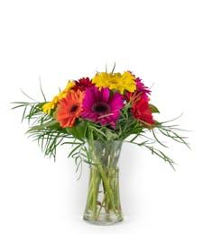 All Gerb Vase