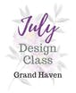 July Class - Grand Haven