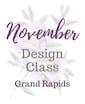 November Class - Grand Rapids
