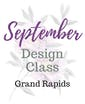 September Class  - Grand Rapids