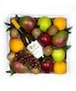 Wine & Fruit Crate - White Wine